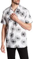 Antony Morato Printed Short Sleeve American Fit Shirt