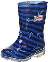 BeOnly Be Only Boys' Brieu Kid Flash Rain Boots blue Size: 11.5UK Child