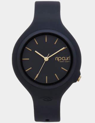 Rip Curl Aurora Black & Gold Watch