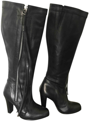 Georges Rech Black Leather Boots