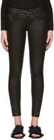 Frame Black Le Leather Pants