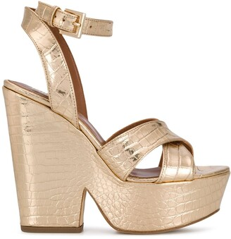 Paris Texas 135mm Platform Sandals