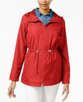 Celebrity Pink Juniors' Packable Raincoat