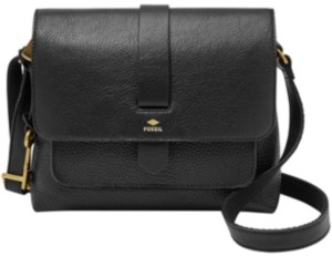 Fossil Kinley Small Leather Crossbody