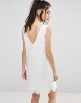 Only Sisse Anglaise V Back Dress