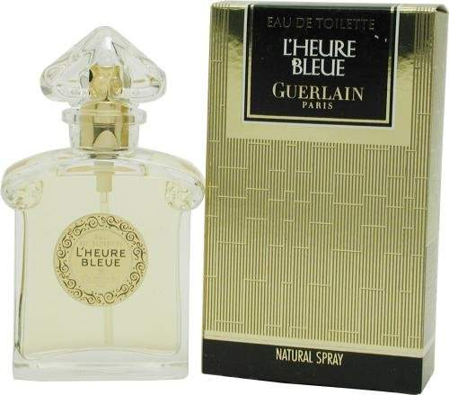 Guerlain L'Heure Bleue By For Women. Eau De Toilette Spray 1.7 Oz.