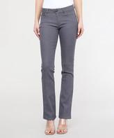 Emperial Premium Women's Denim Pants and Jeans Gray - Gray Emperial Premium Bootcut Jeans - Juniors