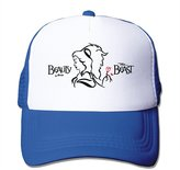 XJBD Unisex-Adult Beauty And The Beast Fishing Visor Cap