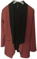 Liviana Conti Red Jacket for Women