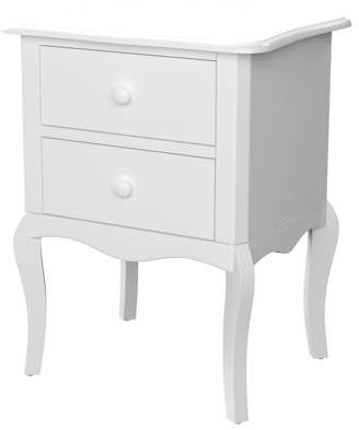 Furniture of America Roth Traditional Kids' Nightstand, White