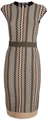 Akris Tweed Sheath Dress