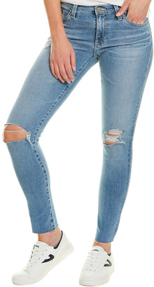AG Jeans The Legging 24 Years Stark Destruct Skinny Ankle Cut
