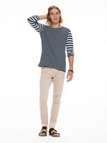Scotch & Soda Striped Long Sleeve T-Shirt