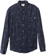 rhythm Men's Starry Night Long Sleeve Shirt 8136550