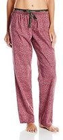 Calvin Klein Women's Woven Pajama Pant
