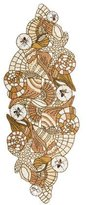 Kim Seybert Bead & Shell Table Runner