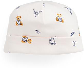 Ralph Lauren Polo Bear Interlock Hat