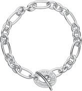 Links of London Signature sterling silver charm bracelet