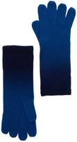 Sofia Cashmere Dip Dye Cashmere Gloves