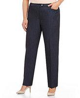 Calvin Klein Plus Modern Fit Straight Leg Pant