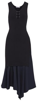 Derek Lam 10 Crosby 3/4 length dress