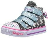 Skechers Twinkle Toes Shuffles Lil Skippers Light-Up Sneaker (Toddler/Little Kid)