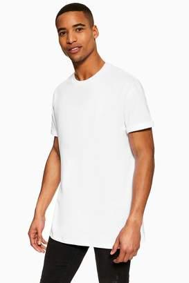 Topman Mens Oversized T-Shirt - White