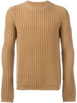 Nuur ribbed jumper