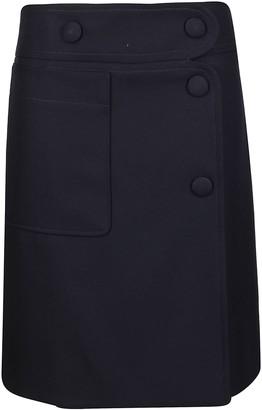 Stella McCartney Buttoned Skirt