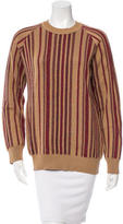 Trademark Striped Crew Neck Sweater