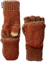 Muk Luks Women's Flip Mittens