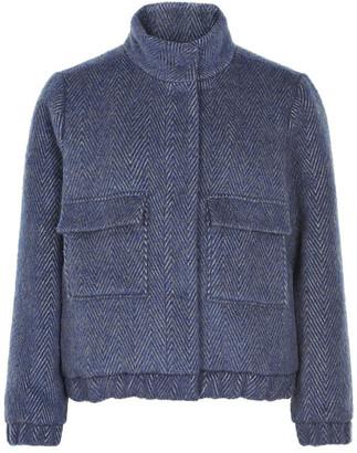 And Less - Alelenora Folkstone blue Jacket - 36 | blue - Blue/Blue
