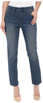 Miraclebody Jeans Five-Pocket Angie Skinny Ankle Jeans in Bainbridge Blue