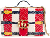 Gucci GG Marmont maxi shoulder bag - women - Leather/metal - One Size