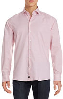 Strellson Slim Fit Textured Sportshirt