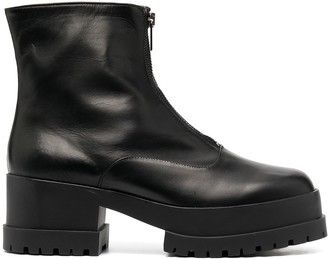 Clergerie Wylla chunky-sole ankle boots