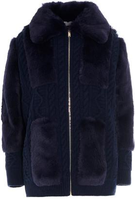 Stella McCartney Texture Mix Jacket