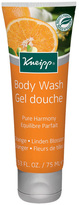 Kneipp Orange + Linden Pure Harmony Body Wash by 2.53oz Body Wash)