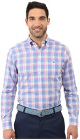Vineyard Vines Pavillion Plaid Slim Tucker Shirt