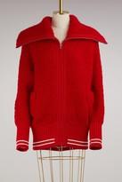 Miu Miu Oversize mohair jacket