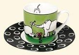 Konitz Caunitz Animal Stories Elephant espresso C / S 115 053 0861 (japan import)