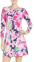 Lilly Pulitzer Sophie Print Jersey Shift Dress