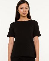 Le Château Knit Crew Neck T-shirt