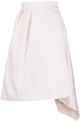 Dice Kayek Asymmetric Design Skirt