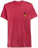 JEM Men's Deadpool Appliqué T-Shirt