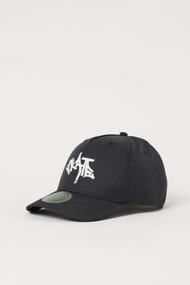 H&M Twill Cap - Black