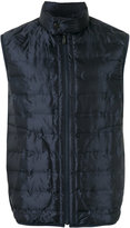 Michael Kors high neck gilet