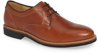Johnston & Murphy Barlow Plain Toe Derby