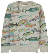 Bellerose Sale - Vixx Fish Sweatshirt