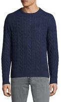 Saks Fifth Avenue Cashmere Cableknit Sweater